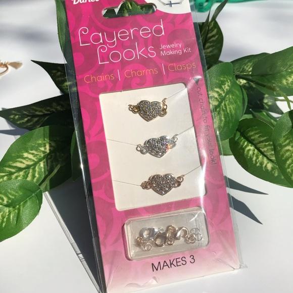 Darice Jewelry - 💎 3/$10 💎DIY necklace kit (makes 3)